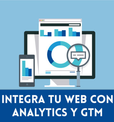 Integra analytics con Google Tag Manager en Prestashop